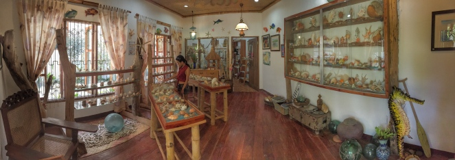 Siquijor - Shell Museum