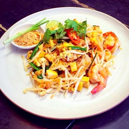 Pad Thai. My personal favorite! So good!