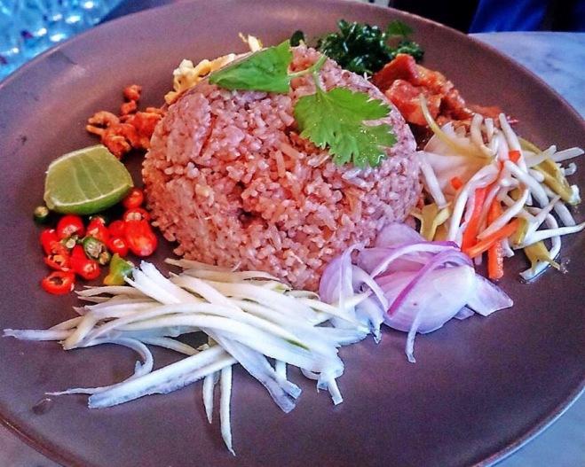 Bagoong Rice. Yummy!