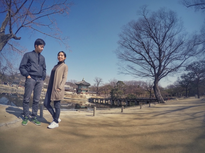 Gyeongbokgung Palace Jed Aquino Ralph Galfo
